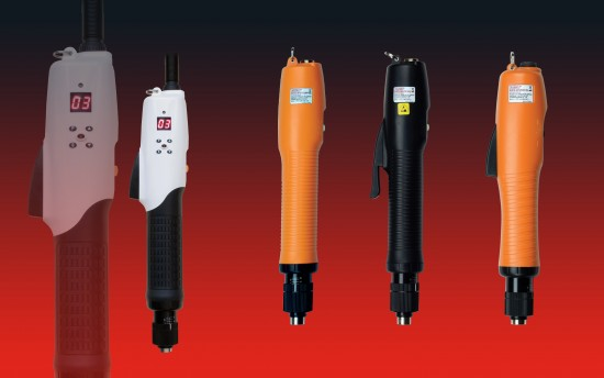Brushless Electric Screwdrivers banner image
