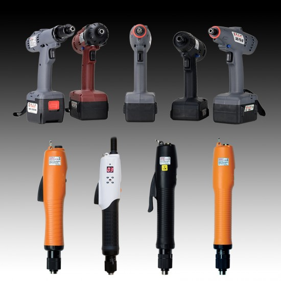 Brushless Electric Screwdrivers