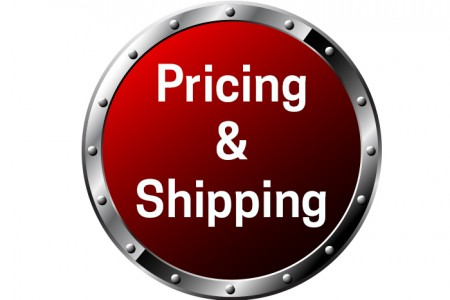 Pricing & Shipping Sign for Kilews Web