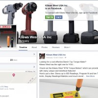 News Post-Facebook page