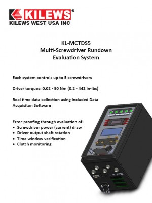 KL-MCTDS5 Coverpage